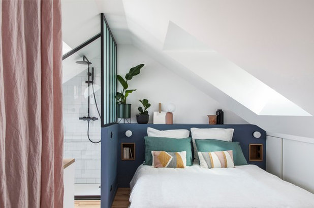 Scandinave Chambre by AGENCE MARN DÉCO