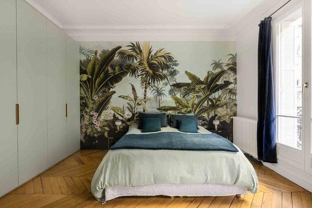 Скандинавский Спальня by Charlotte Fequet