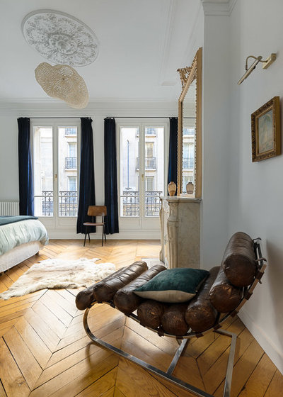 Scandinave Chambre by Charlotte Fequet