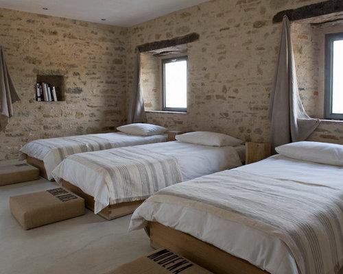chambre m diterran enne photos et id es d co de chambres. Black Bedroom Furniture Sets. Home Design Ideas