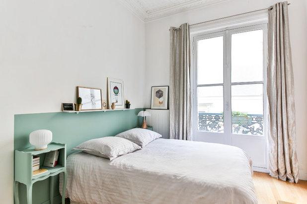 chambre gris perle et rose poudr peinture de la chambre 30 ides - Chambre Vert D Eau