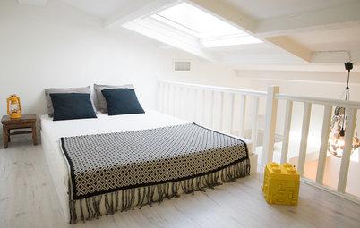 Avant/Après : Un mini-duplex réaménagé avec style pour 20 000 euros