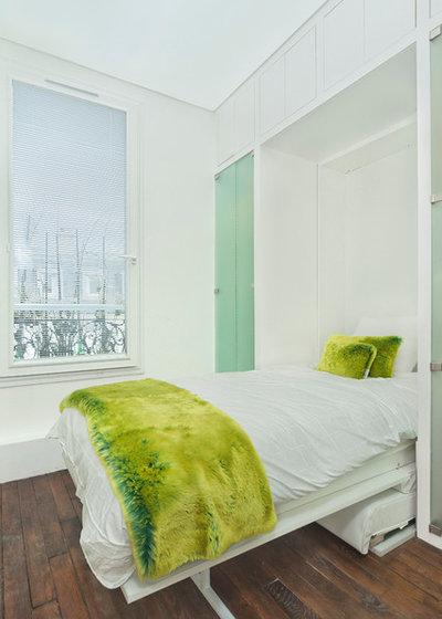 Chambre by David Bitton Architecte /db DESIGN