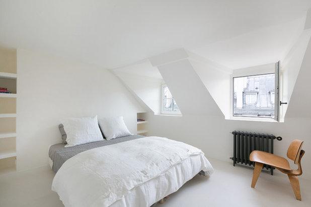 Heizk rper streichen und bunt lackieren 11 tolle beispiele f r farbige heizk - Chambre a coucher petite surface ...