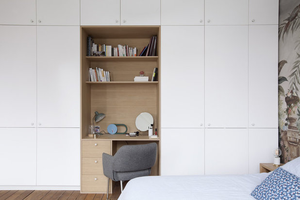 Contemporain Chambre by Charlotte Fequet