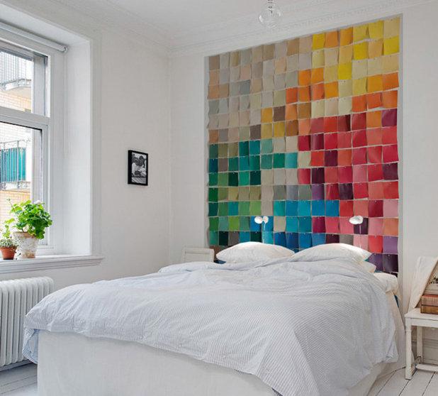 Contemporary Bedroom by ENVIE D'INTERIEUR