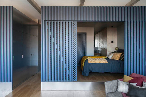 Chambre by Boclaud Architecture