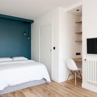 Petite chambre contemporaine : Photos et idées déco de chambres