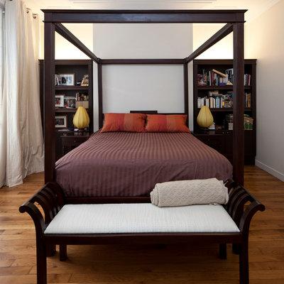 10 lits baldaquin pour s 39 envoler vers le doux pays des r ves - Les plus beaux lits ...