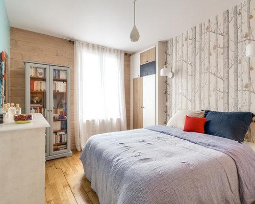 Chambre Adulte Scandinave Photos Et Idées Déco De Chambres Adultes - Chambre adulte scandinave