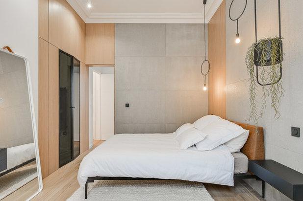 Skandinavisch Schlafzimmer by blackStones