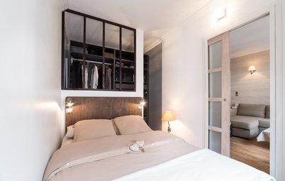 Schmales Schlafzimmer einzurichten? Diese 9 Tipps helfen weiter