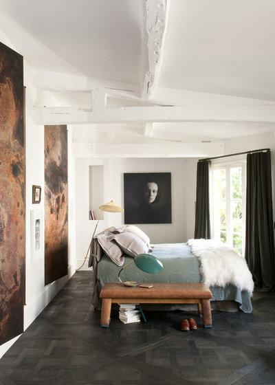 Éclectique Chambre by d.mesure - Elodie Sire