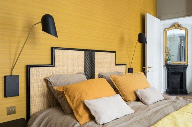Contemporain Chambre by Agence MEA DOMUXA - Architecture d'intérieur