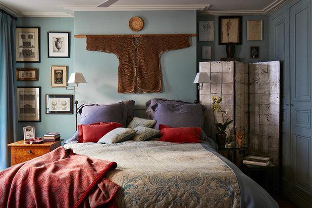 Éclectique Chambre by A+B KASHA Designs