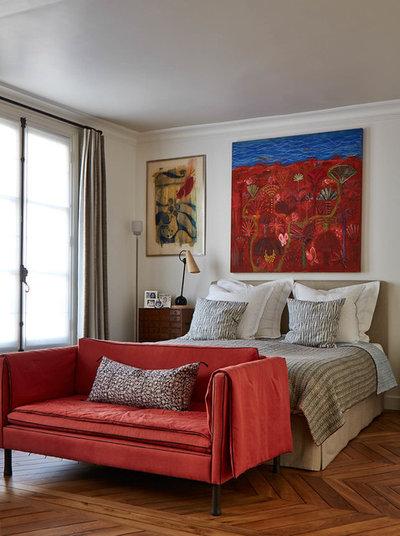 Moderne Chambre by A+B KASHA Designs