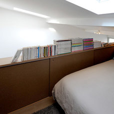 Contemporary Bedroom by FABRE/deMARIEN