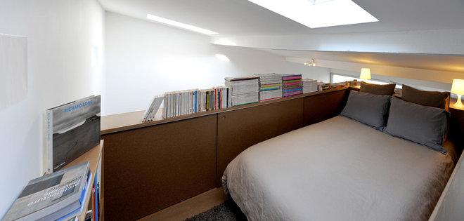 Contemporary Bedroom by FABRE/deMARIEN