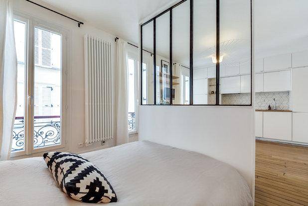 Charmant Contemporain Chambre By Transition Interior Design