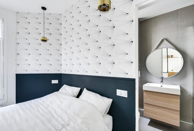 Scandinave Chambre by Transition Interior Design