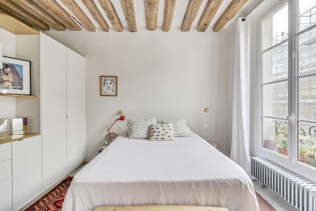 Romantique Chambre by Transition Interior Design