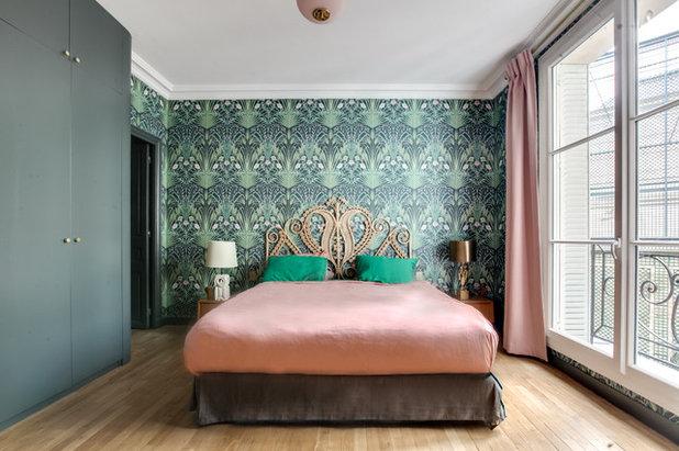 Fusion Bedroom by Transition Interior Design