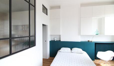 Avant/Après : Une chambre divisée en trois espaces malins