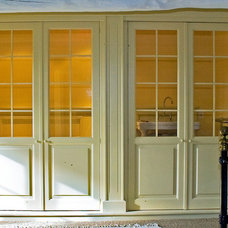 Traditional Interior Doors by RH EBENISTERIE EURL
