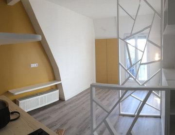 Réaménagement d'un studio-Paris 16ème