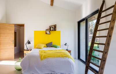 Houzz Tour: An Abandoned Barn Becomes a Bright and Beautiful Home