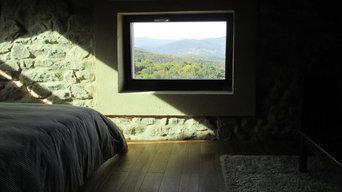 réhabilitation d'une maison en pierre