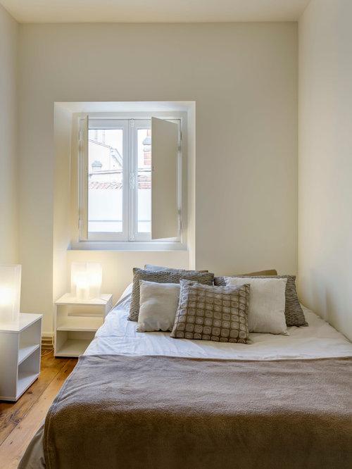 Chambre De Couleur Lin Et Taupe : Photos Et Idées Déco