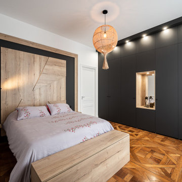 Rénovation appartement haussmanien Place Bellecour - Lyon 2
