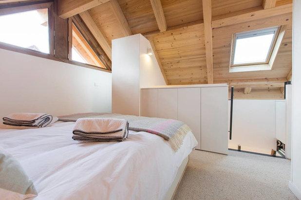 Camere dal soffitto basso essere felici anche sotto i 2 metri for Camere da letto basso costo
