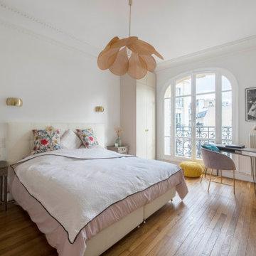 Rénovation complète d'un appartement Haussmannien de 150m2