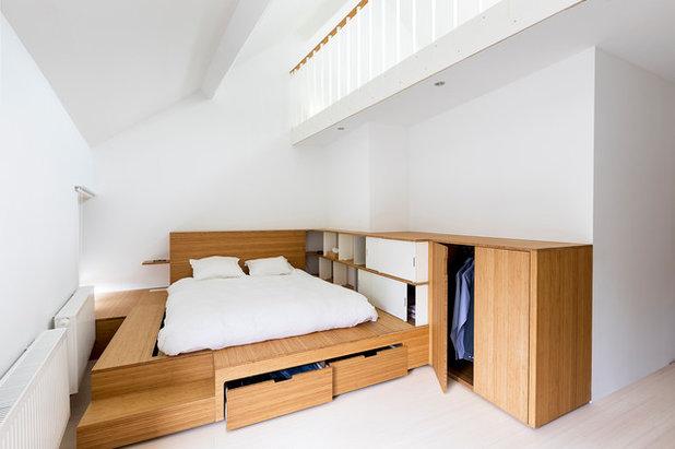 Décryptage : 6 dressings sur mesure pour une chambre bien rangée