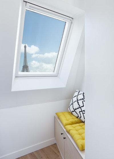 Exotique Chambre by Lagom architectes