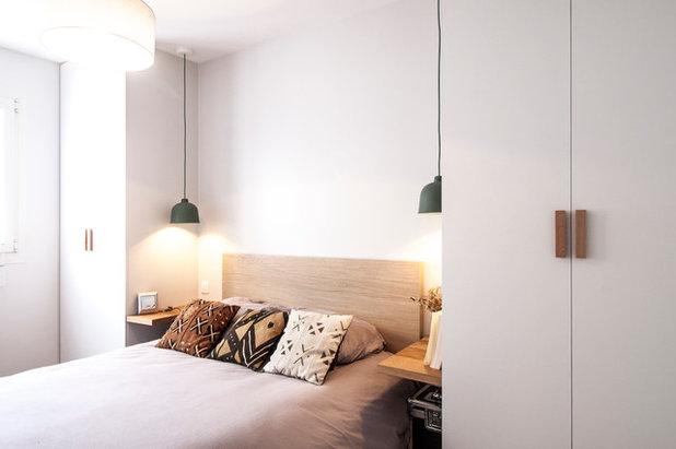 コンテンポラリー ベッドルーム by Bän Architecture