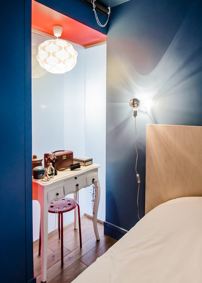 Contemporain Chambre by Atelier mep