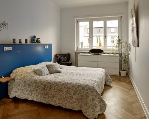 Chambre d\'amis scandinave : Photos et idées déco de chambres d\'amis