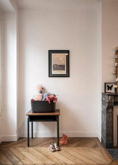 Contemporain Chambre by Boclaud Architecture