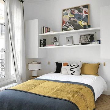 Rénovation d'un appartement de 100m2 à Paris 2