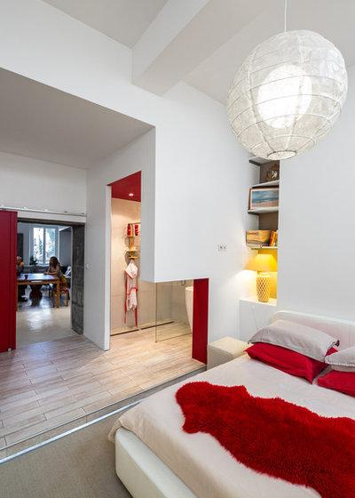 visite priv e gagner en luminosit dans un appartement de caract re. Black Bedroom Furniture Sets. Home Design Ideas