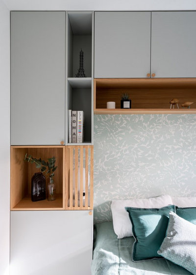 Contemporain Chambre by Adeline Pithois-Guillou