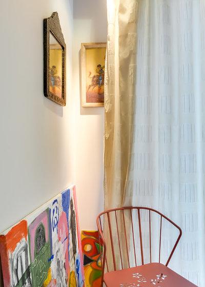 Contemporain Chambre by Gommez-Vaëz Architecte