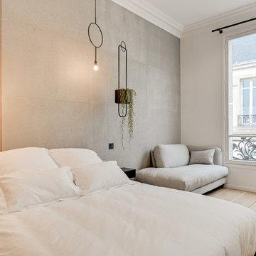 Rénovation d'un appartement hausmannien de 200m2 dans le Marais