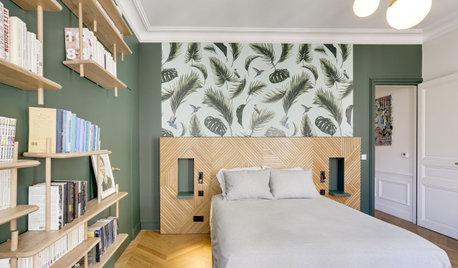 13 têtes de lit multifonctions pour optimiser une petite chambre