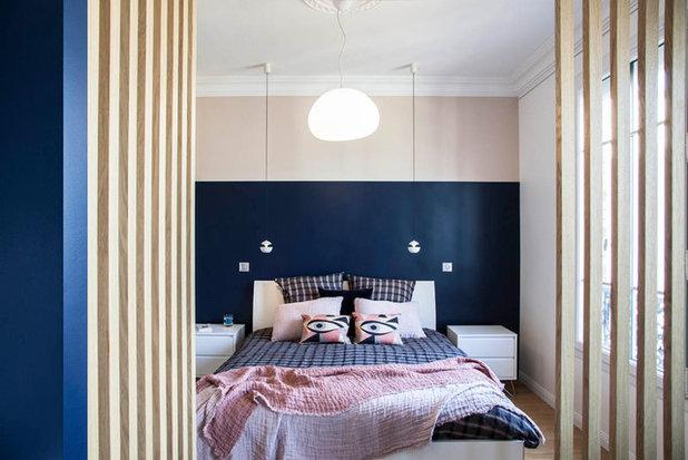 Modern Schlafzimmer by Boclaud Architecture