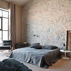 Farmhouse Bedroom by Ml-h design