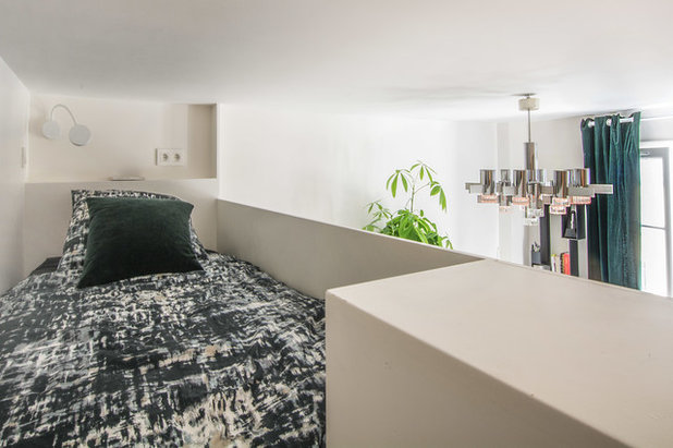 Contemporain Chambre by Jean-Christophe Peyrieux